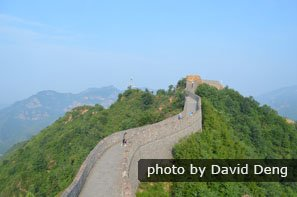 The Great Wall of Huangyaguan