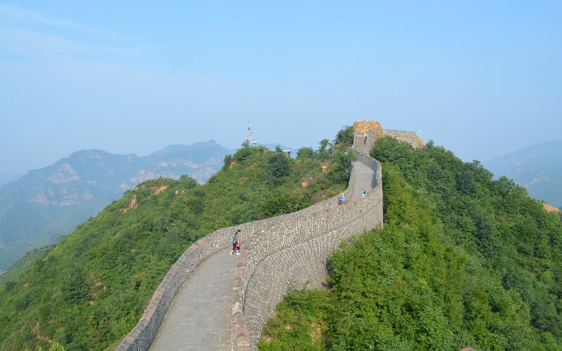 The Huangyaguan Section of the Great Wall