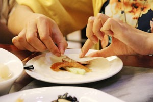 Chinese Eating Culture  — Food Lovers with Different Manners