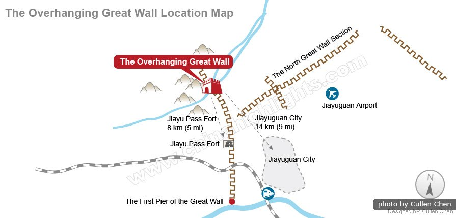 The Overhanging Great Wall