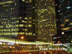 Hong Kong, night