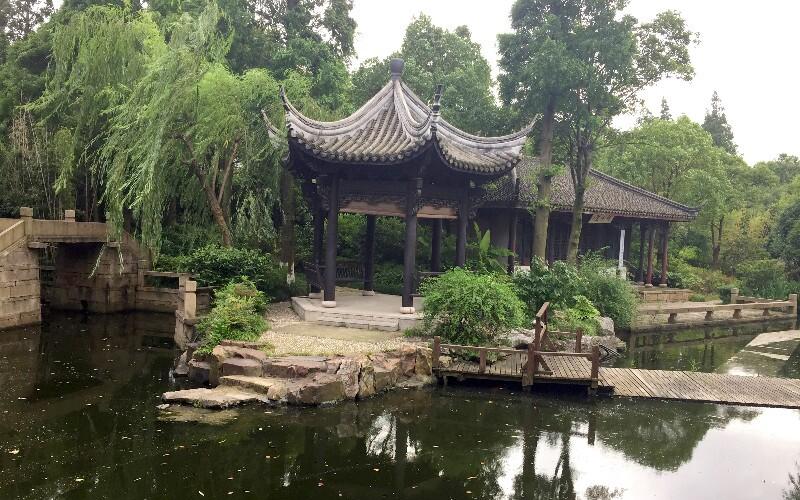 Zhujiajiao Wild Animals and Plants Wetland Park