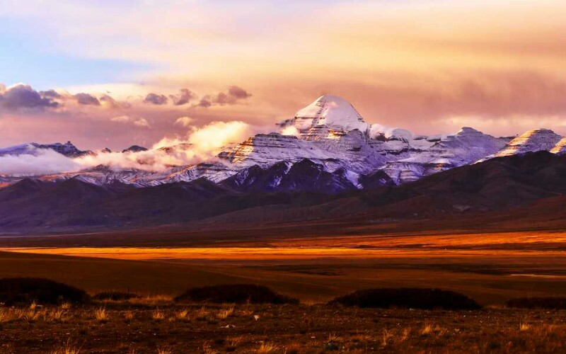 Mount Kailash: Breathtaking Remote Pilgrimage Site