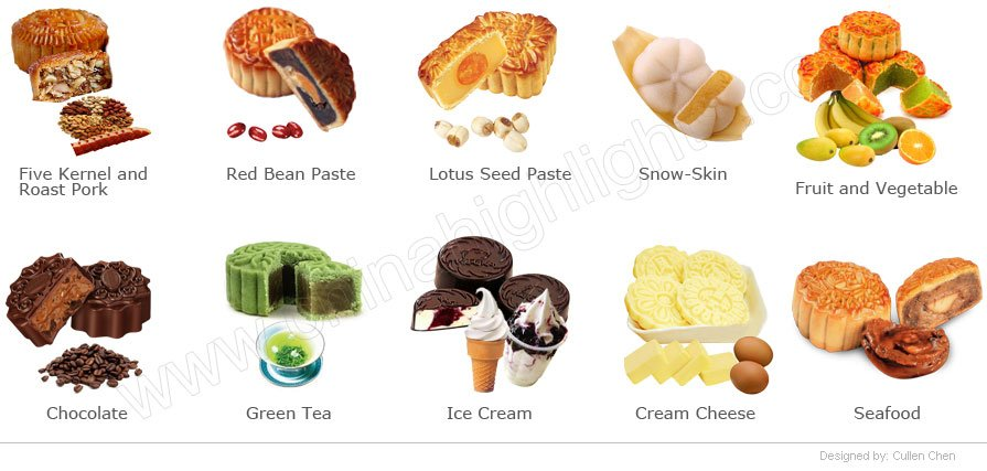 Top 10 Mooncake Flavors