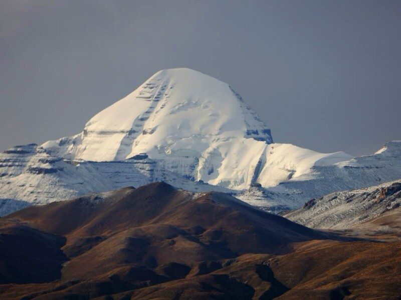 What are interesting facts about Mount Kailash?