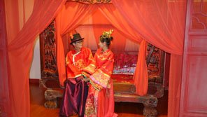 ancient chinese wedding rich poor Rich and poor - the way of life (thinkquestorg) chinese wedding traditions living in ancient china.