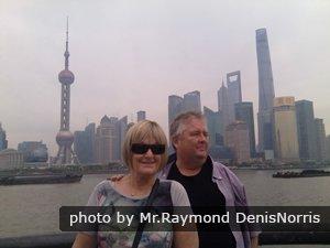 Customers in Shanghai