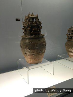 Shanghai Museum ceramics