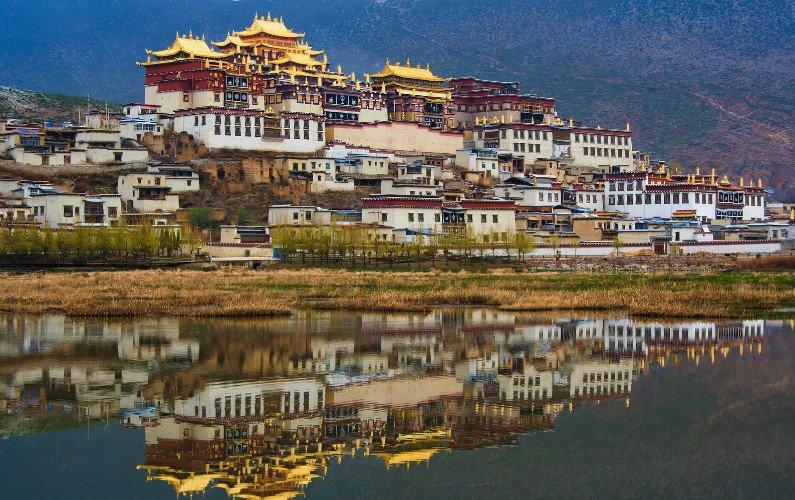 le Monastère de Song Zanling