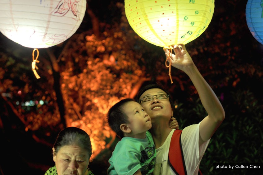 Chinese New Year Lantern Festival celebration:Lanterns riddles