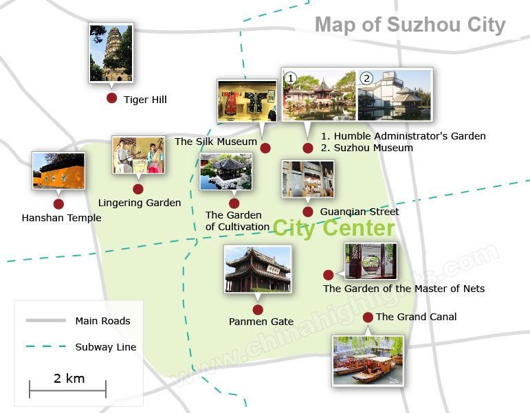 Suzhou Maps Maps Of Suzhou In China - Suzhou map