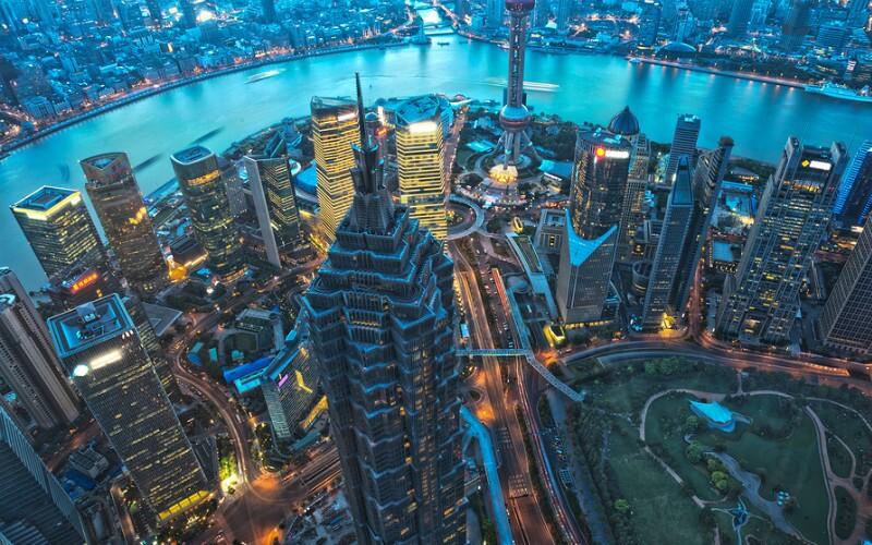 Shanghai Weather in June