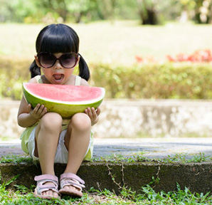 Beijing's Daxing Watermelon Festival