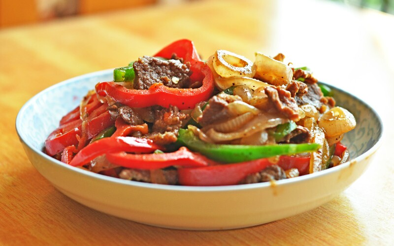 How to Cook Black Pepper Beef Fillet
