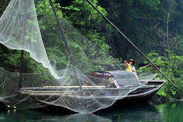 Three Gorges Tribe Scenic Spot
