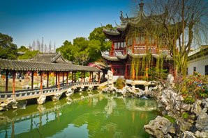 top things to do in shanghai: Yuyuan Garden