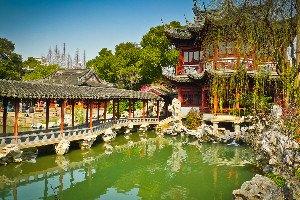 Comment planifier un circuit de shanghai voyages chine for Le jardin yuyuan
