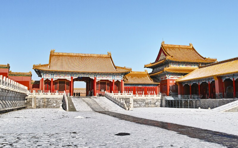Beijing Weather in December