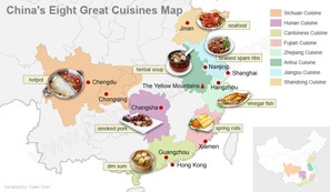 The 8 Great Cuisines of China