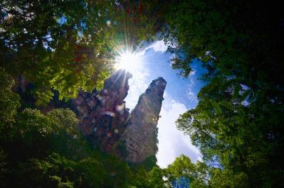 parco nazionale zhangjiajie
