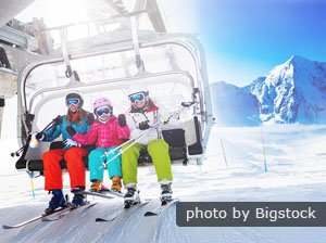 Beijing Ski Resort