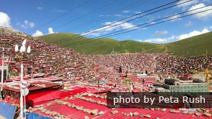 Seda: the Largest Tibetan Buddhist Monastery in the World