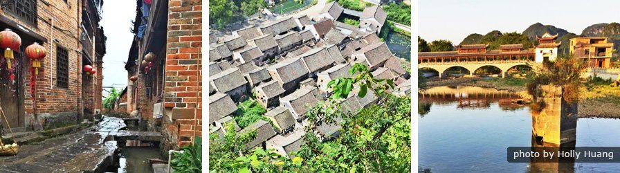 Xiushui Ancient Village