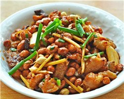 The 8 most popular chinese dishes you should try kung pao chicken forumfinder Images