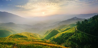 Longji Rice Terraces and Ethnic Minority Village