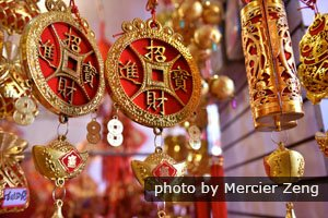 Enjoy Chinese New Year in Shanghai