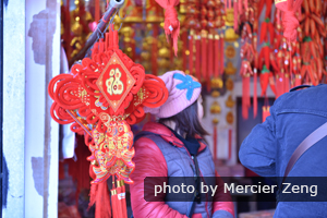 Chinese New Year in Hong Kong