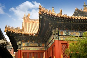 The Lama Temple — a Lively Tibetan Buddhist Lamasery