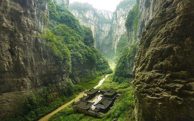 Wulong Karst Region