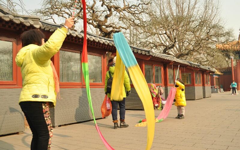 Visiting Beijing Parks on a Budget