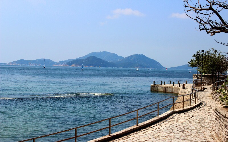 Repulse Bay — an Ideal Place for Relaxation