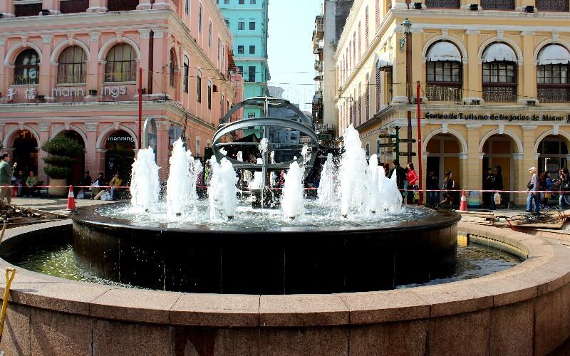 Macau Weather in November
