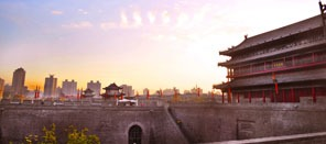 The Western Han's capital Xi'an