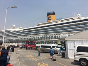 Wusongkou Cruise