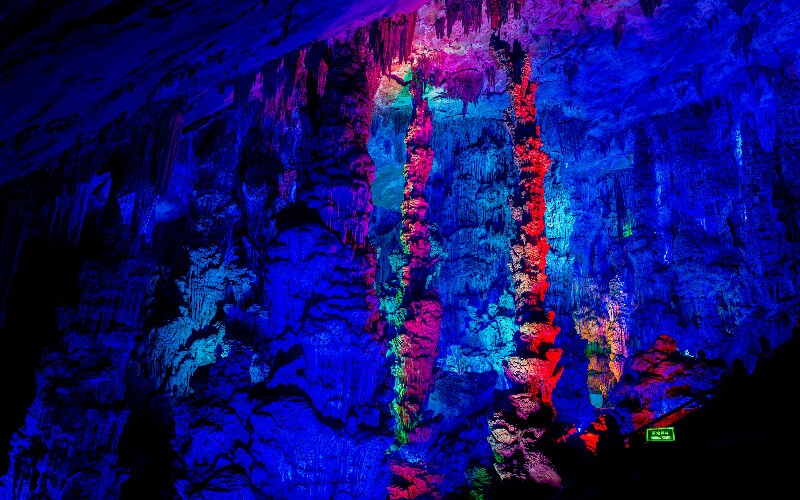 Reed Flute Cave — the Largest and Most Impressive Cave in Guilin