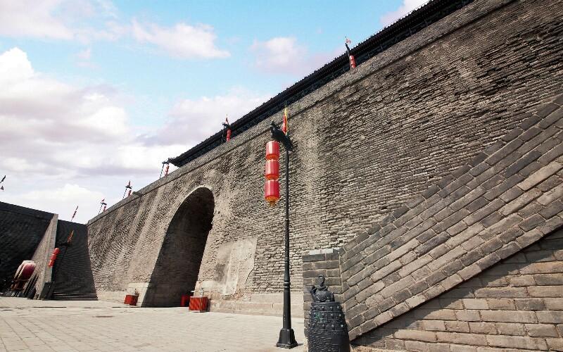 Zhaoqing Ancient City Wall