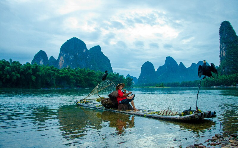 Guilin Weather in February