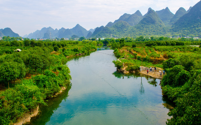 How to Plan a Guilin Trip