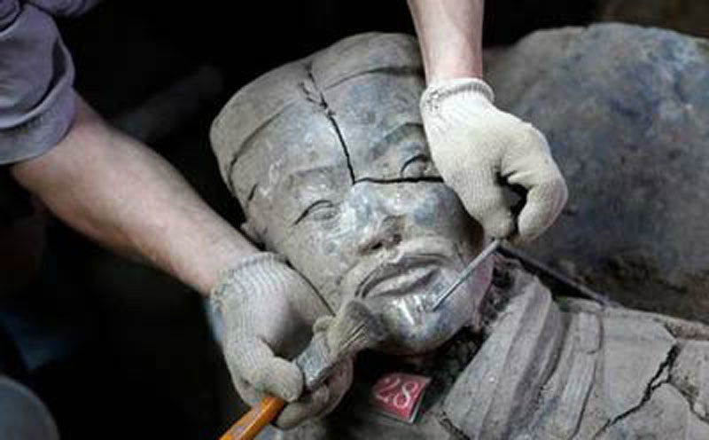 Who Built the Terracotta Army and Why - the First Emperor's Army