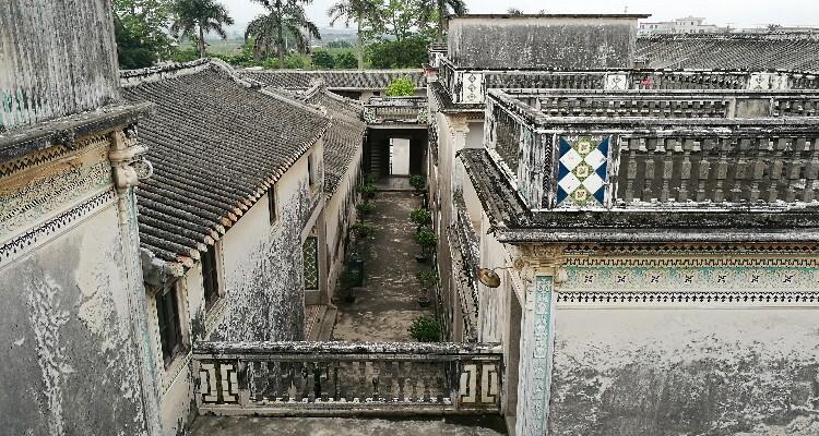 La antigua residencia de Chen Cihuang en Shantou's Former Residence
