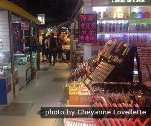 Chinese Underground Fashion Market