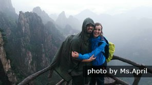 Huangshan Weather in June