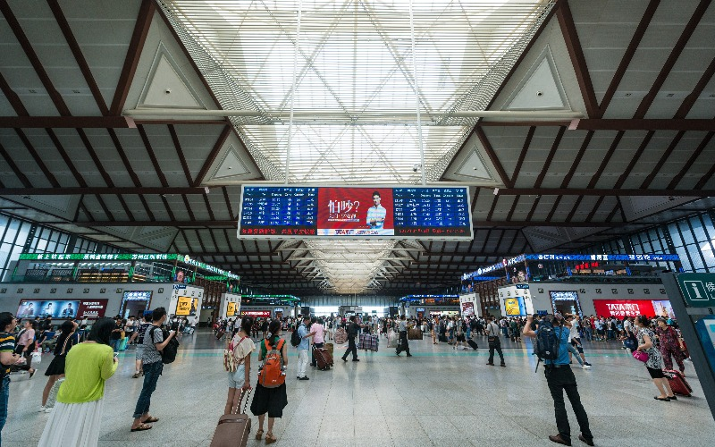 How to Buy Train Tickets at www.12306.cn