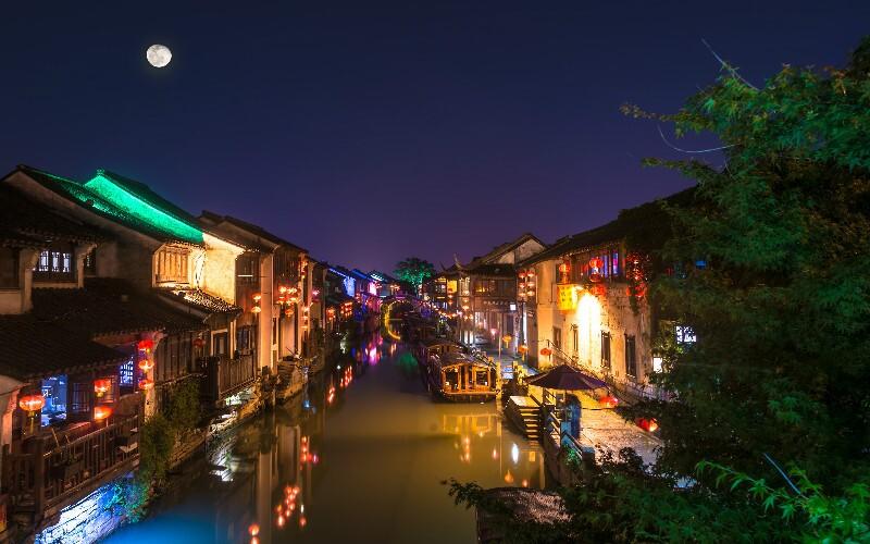 Suzhou Weather in June