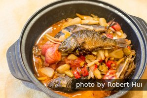 Fish in Sour Soup
