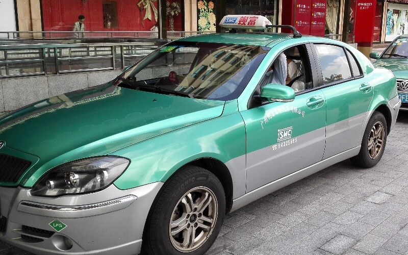 Beijing Taxis - How to Take a Cab in Beijing